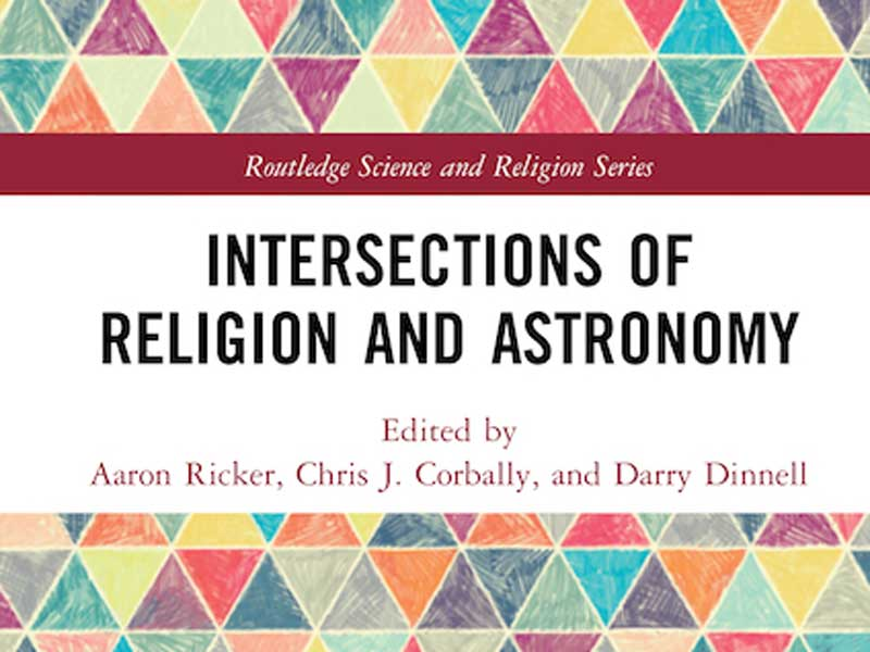 New book explores the intersection of religion and astronomy