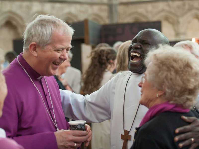 Anglicans seek to promote communion engagement with science